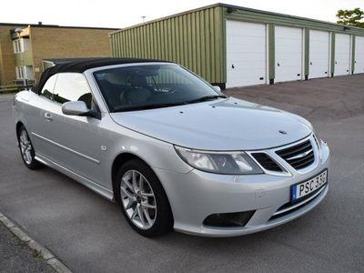 begagnad Saab 9-3 Cabriolet 2.0T 210HK