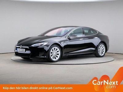 begagnad Tesla Model S 60 Kwh