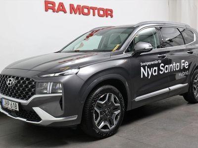 begagnad Hyundai Santa Fe Hybrid Advanced 230HK 4WD 7-Sits