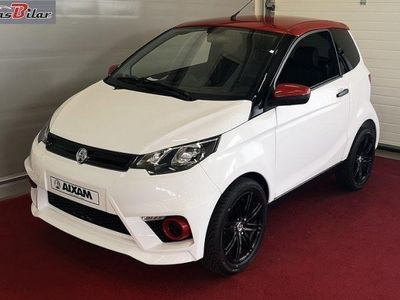 begagnad Aixam City SPORT Ny Mopedbil Omgående Leveran -19