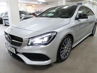 begagnad Mercedes 250 CLA Benz4MATIC Shooting Brake AMG Line 2018, Sportkupé 359 000 kr