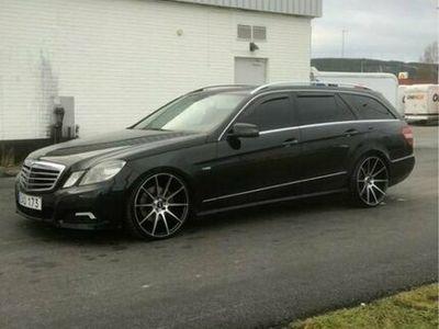 begagnad Mercedes E350 212KCDI
