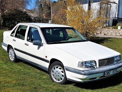 used Volvo 144 850 Vit drag 5 cylhk besiktigad -96
