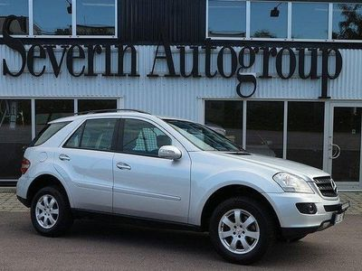 begagnad Mercedes ML320 CDI (224hk) 4MATIC 7G-Tr -07
