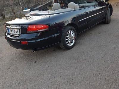 begagnad Chrysler Sebring Cabriolet