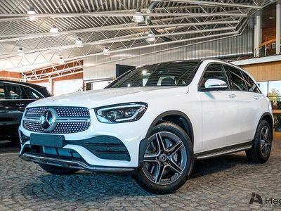 begagnad Mercedes GLC300 d 4MATIC // AMG & PREMIUM PLUS //