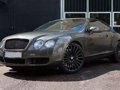 begagnad Bentley Continental GT 6.0 W12 560 hk