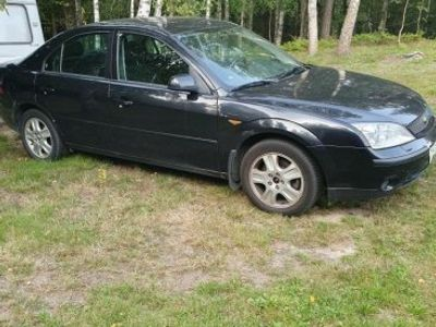 begagnad Ford Mondeo 2,0 TDCI -03