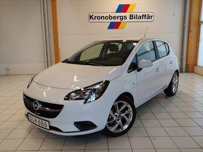 begagnad Opel Corsa Enjoy Plus 5-d 1.4 90hk -19