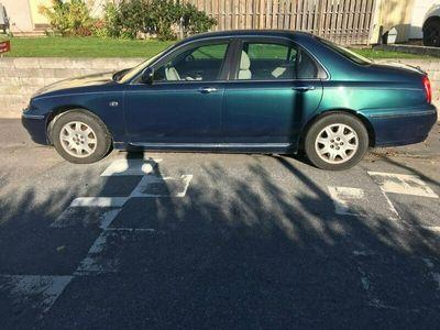 begagnad Rover 75 1.8 T