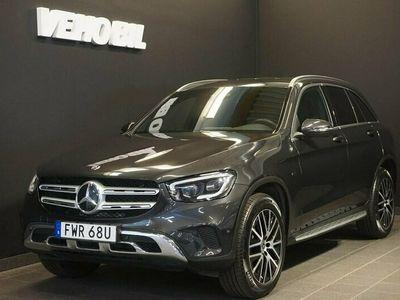 begagnad Mercedes GLC300 DE 4MATIC