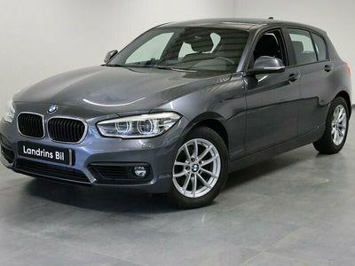 begagnad BMW 118 d xDrive 5-door Advantage Euro 6 150hk
