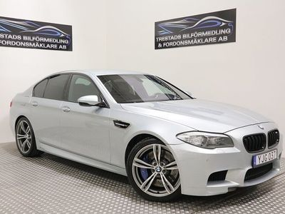 begagnad BMW M5 560HK M-DRIVERS NYSERV+DÄCK 2826kr/mån