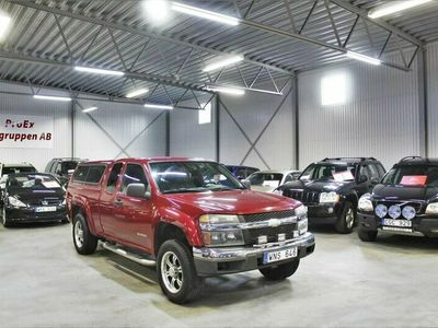 begagnad Chevrolet Colorado Z 71