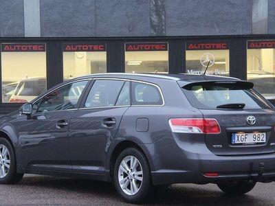 begagnad Toyota Avensis 1.8 Kombi Business 7232Mil 1,95% Räntekampanj