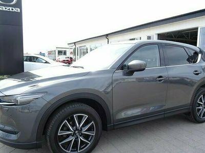 begagnad Mazda CX-5 2.2 DE AWD Optimum 2017, SUV 244 000 kr