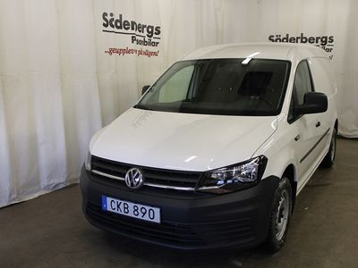 gebraucht VW Caddy Maxi EU6 TDI (102hk) DSG Värmare & Drag