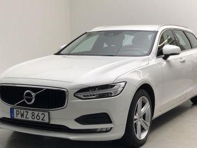 begagnad Volvo V90 T5 Bi-Fuel 2017, Kombi 287 500 kr