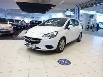 begagnad Opel Corsa Enjoy 1.4 90Hk Inkl Eluppvärmd framruta & Pluspaket