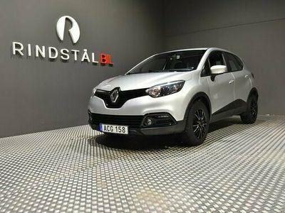 begagnad Renault Captur 1.2 TCe DCT 120 HK NYBES S&V-DÄCK 3000MIL