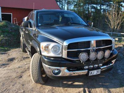 begagnad Dodge Ram 2500 5,9l -07