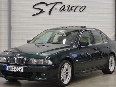 begagnad BMW 540 i 4.4 V8 M-Sport Aut Navi 286hk