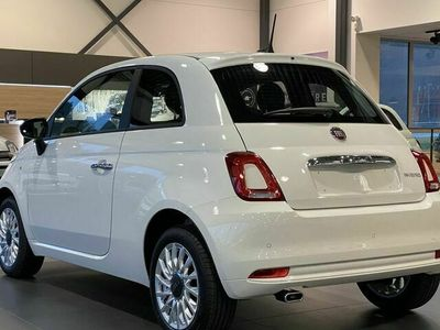 begagnad Fiat 500 1.0 70HK Hybrid Lounge