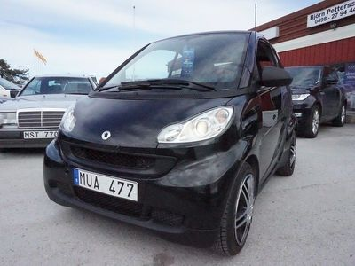begagnad Smart ForTwo Coupé fortwo 1.0MHD AC Toppskick!