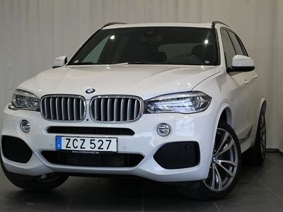 begagnad BMW X5 xDrive 40d Innovation Edition 313hk -18