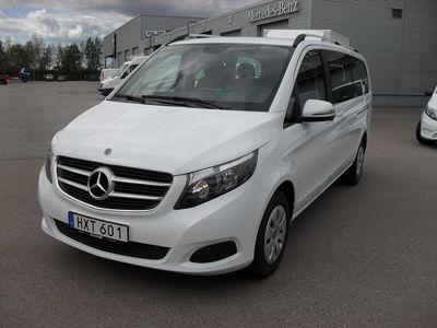 begagnad Mercedes 220 V-KlassD Extralång Taxi -18