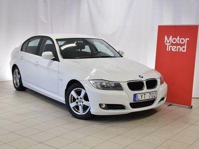 begagnad BMW 318 D comfort, vinterhjul, motorvärmare