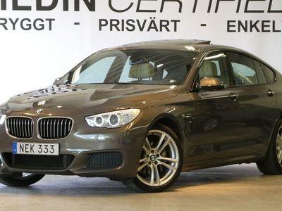 gebraucht BMW 530 Gran Turismo xDrive GT Aut V-hjul Panorama