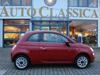 begagnad Fiat 500C 500 C1.2 Lounge 2015, Cab 109 000 kr
