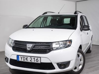 used Dacia Logan MCV TCe 90 Easy-R Family Edt