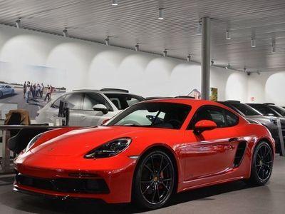 begagnad Porsche 718 Cayman GTS