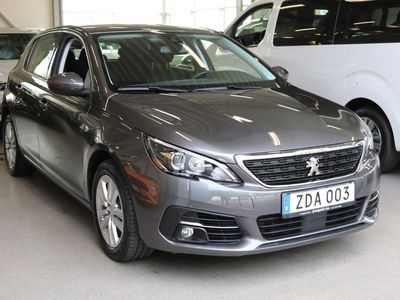 used Peugeot 308 5D Active 130hk