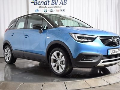 begagnad Opel Crossland X Dynamic Automat RÄNTA 2019, SUV 199 900 kr