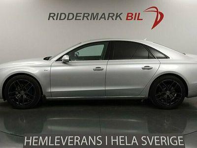 begagnad Audi A8 3.0 TDI Quattro Taklucka Navi Sv-såld 2012, Sedan 244 800 kr