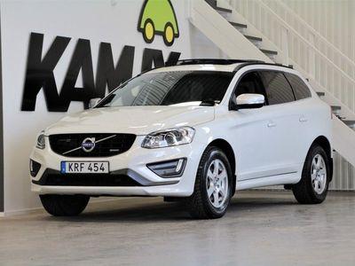 begagnad Volvo XC60 D4 AWD | R-Design | AUT