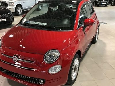 used Fiat 500 1,2 69HK Apple Carplay S&S
