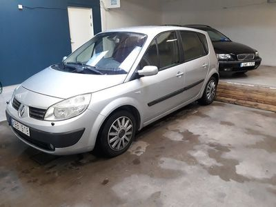 begagnad Renault Scénic 2.0 135hk -06
