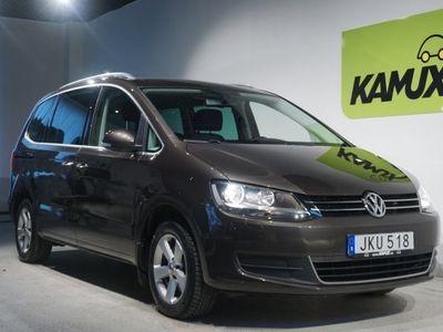 begagnad VW Sharan 2.0 BlueTDI Aut 7-sits Drag (140hk)