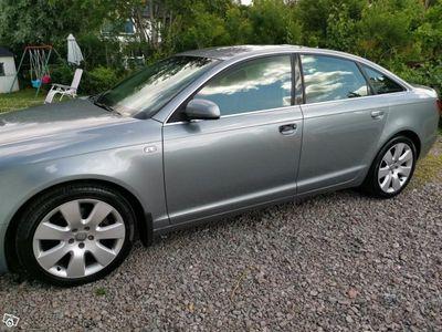 used Audi A6 2.4 V6 180hk -06