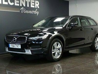 begagnad Volvo V90 CC D4 AWD Geartronic 190hk *Drag