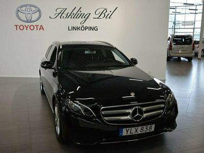 begagnad Mercedes E220 d 9G-Tronic Euro 6 194hk Drag, Navi