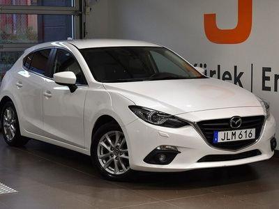 begagnad Mazda 3 Vision 2.2DE 150hk - Garanti 4 år