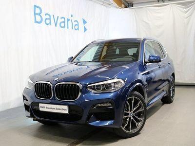 "begagnad BMW X3 xDrive 30e M-Sport, Connected, 20""Alu"