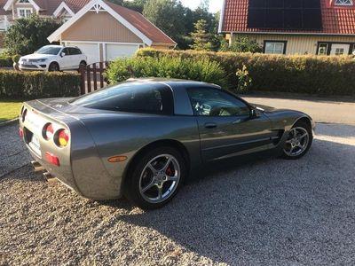 begagnad Corvette C5
