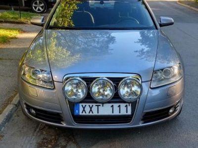 begagnad Audi A6 3.0 TDI Quattro -06