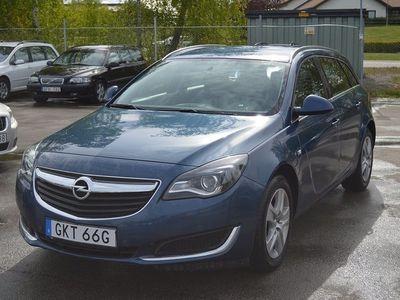 używany Opel Insignia 1,6-cdti-Sport Tourer-GPS-Aut -16